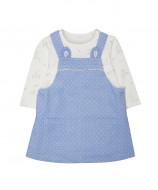 MOTHERCARE dress and bodysuit girl Dollshouse SA522 474659