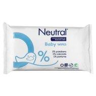 NEUTRAL wet wipes for children 63pcs. 218216