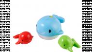 MOTHERCARE Vonios žaislas Linksmoji banginių šeimynėlė, 430266