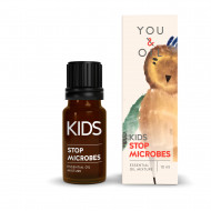 YOU & OIL essential oil mixture Stop Microbes 10ml 5060520850689