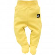 PINOKIO Trousers with feet Funny Dog yellow 1-1-135-150H-068ZO 1-1-135-150H-068ZO