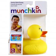 MUNCHKIN žaisliukas reaguojantis į karštą vandenį 0m+ Safety Bath Duck 011051