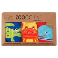 ZOOCCHINI atprastukės 3/4metų vaikui 3vnt Ocean Friends 3T/4T ZOO1302