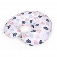 MILLI maitinimo pagalvė Mini White Flowers W-702-000-001