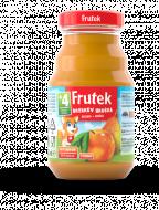 FRUTEK persikų ir kriaušių vaisių sultys 4m+ 125ml 3838945502672