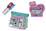 SIMBA COLOR ME MINE kelioninė piniginė Glitter Couture, 106374181 106374181