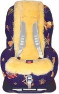 Eisbarchen kailio paklotėlis automobilinėi kėdutei 1375 83x35 cm  1375