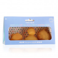 HEVEA bath toys set 3pcs 0+m Pond 5710087443175
