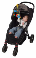 PLAYGRO On-The-Go Stroller Mobile,0185478 0185478