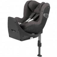 CYBEX automobilinė kėdutė SIRONA Z I-SIZE PLUS Manhattan Grey 519001439