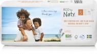 Eco by NATY sauskelnės 5 dydis 11-25kg 40 vnt. 8178457