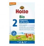 HOLLE ekologiškas pieno mišinys 6m+ 600g 110509 110509