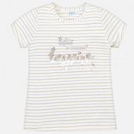 MAYORAL T-shirt s/s Golden 8E 6007-18 6007-18 10