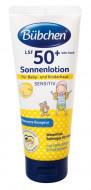 BÜBCHEN apsauginė priemonė nuo saulės vaikams SPF50+ 100ml TW15 TW15