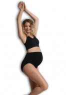 CARRIWELL kelnaitės nėščiosioms Black XL 413 413
