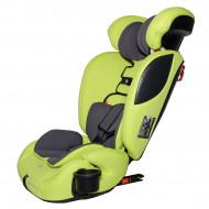MILLI Safe Fix car seat Dark Grey/Green YY11 Dark Grey/Green YY11