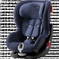 BRITAX automobilinė kėdutė KING II BLACK SERIES Moonlight Blue ZR SB, 2000027560 2000027560