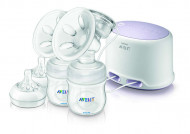 AVENT electric breast pump Comfort Double SCF334/02 1/734