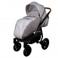 MILLI Tech vežimėlis 3in1 Dark grey/grey 713927 713927