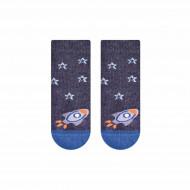STEVEN Socks Cosmos Dark grey 138-150 20-22 138-150
