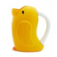 MUNCHKIN puodelis galvai skalauti 6m+ Duckling 051702 051702