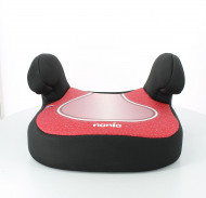 NANIA car seat-booster Skyline Red 258091