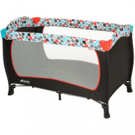 HAUCK Travel cot Sleep'n Play Plus Gumball black 600436 600436