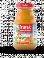 FRUTEK kriaušių ir abrikosų vaisių nektaras 4m+ 125ml 3838945502603
