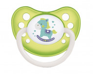 CANPOL BABIES čiulptukas lateksinis ortodontinis Toys 0-6mėn, 23/259 23/259