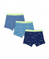 MOTHERCARE trunks boy 3pack Rocket TC823 374934