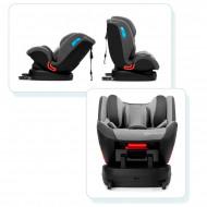 KINDERKRAFT automobilinė kėdutė VADO (ISOFIX) Grey KKFVADOGRY0000