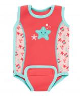 MOTHERCARE maudymosi kostiumėlis be rankovių, 6-12 mėn, rožinis, 916748 916748