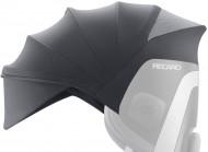 RECARO stogelis nuo saulės automobilinei kėdutei Zero.1 Aluminium Grey 6304.21503.00