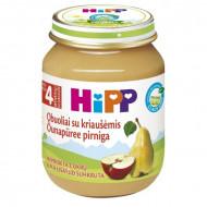 HiPP obuolių ir kriaušių tyrelė 4m+ 125g 4320 4320