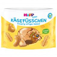 HiPP ekologiški sūrio skonio sausainiai 28g 36m+ 82000 82000