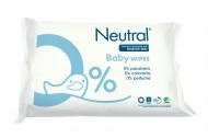 NEUTRAL baby wipes 63 pcs. 218221 218221