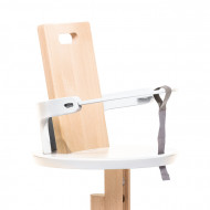 FROC saugos diržas maitinimo kėdutei White S1