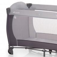 HAUCK Travel cot Sleep N Play Go Plus stone 600740 600740
