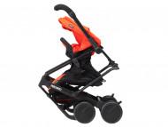 RECARO sportinis vežimėlis EasyLife Ruby Black frame 5601.21361.66