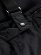 NAME IT Kelnės su petnešomis Black 13163534 13163534