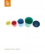 STOKKE vonelė Flexi Bath - Bath and Play White Aqua 553504 553504