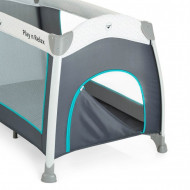 HAUCK Travel cot Play N Relax Hearts 600016 600016