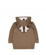 MOTHERCARE novelty zip thru knit boy Outdoor Adventure QC782 755973