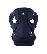 STOKKE nešioklė back My Carrier Deep Blue 431702 431702