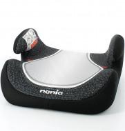 NANIA car seat-booster Topo Comfort Skyline Black 543098