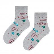 STEVEN Socks grey 014-234 29-31 014-234