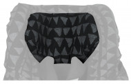 DOOKY seat cover Black Tribal 126830 126830