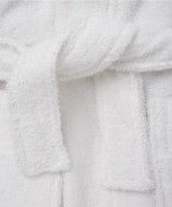 MOTHERCARE towelling robe boy High Flyer white M 821746 821746