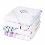 CANPOL BABIES rankšluostis su gobtuvu Premium 80x95cm 26/300 26/300