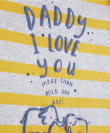MOTHERCARE Pižama bern. 2vnt. Mummy & Daddy TA519 TA519